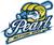 Neptune Beach Pearl Baseball logo
